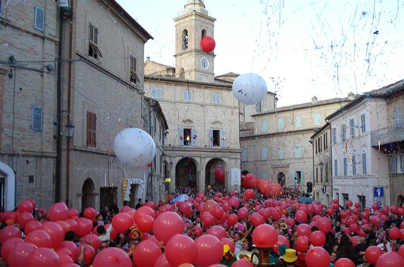 Monte San Giusto Turismo
