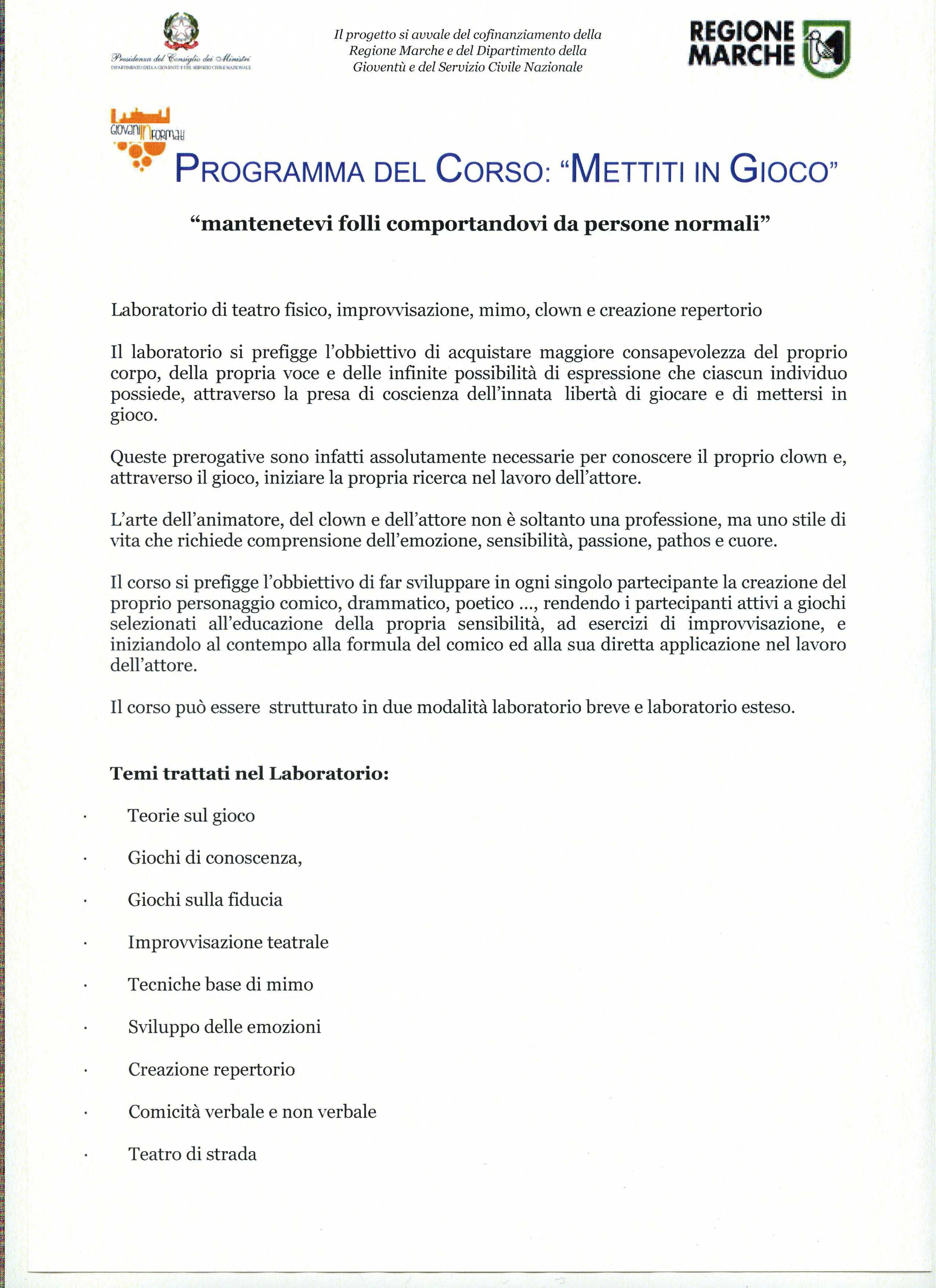 PROGRAMMA DEL CORSO - 1 (1)